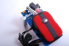 Tamrac Digital 12 Red Neoprene Camera Bag