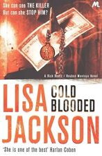 Cold Blooded by Lisa Jackson (Paperback) Book - New