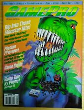 Gamepro September 1990 Nintendo Genesis Nes Atari Gameboy