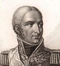 Général Jean-Joseph Dessolles Auch Gers Napoléon Bonaparte Restauration 1818