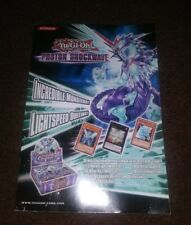 Yugioh Photon Shockwave Comic Book 1996 With Endless Decay Freeshipping