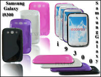 NEW STYLISH S LINE GEL SOFT BACK PHONE CASE COVER FOR SAMSUNG GALAXY S3 I9300