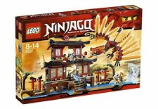 LEGO Ninjago Fire Temple (2507) **COMPLETE SET**NEW IN BOX**SEALED**