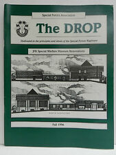 """""""GREEN BERET"""" THE DROP MAGAZINE, FALL 1996 ISSUE, SPECIAL FORCES ASSOCIATION"""