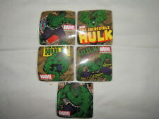 5 Incredible Hulk  Stickers  Party Favors