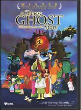 Chinese Ghost Story (Animated) (DVD, 2000, Widescreen)