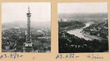 LYON - 28 Photos Vues sur la Ville Rhône - Pl 900