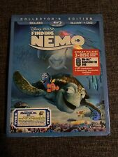 Finding Nemo (Blu-ray, 2012, 2-Disc Set, Collector's Edition )