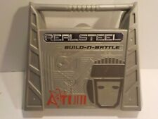 "N Real Steel Atom Build N Battle Case Accessories Action Figure Toy 5"" Jakks"