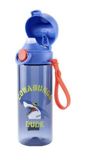 Oshkosh COWABUNGA SHARK Water Bottle New with Tags