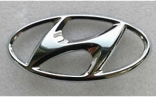 Genuine 86300 2V000 Front Hood H Logo Emblem 1p For 2011 2015 Hyundai Veloster