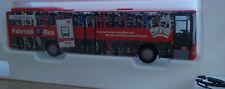 Rietze Bus Setra S 315 NF DB Bahn Westfalenbus Fahrrad Park Bus 1/87