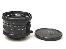 Isco Edixa Iscotar 50mm F2.8 M42