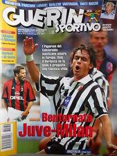 Guerin Sportivo n°39 1998 Super Pippo Inzaghi - Bierhoff - CalcioMondo  [GS.52]