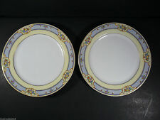 Pair of Thomas Bavaria Plates 9¾""