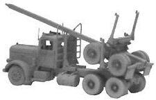 Piste N - Matériau de construction en métal Camion en bois 52007 NEU