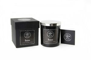 Bea Loves Soy Wax Candle Designer Inspired Blackcurrant Rosa Damascena: Baies