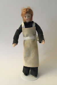 Dolls House Shopkeeper - 16 cm