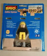 brio builder system road block set 34620 boxed