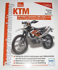 Reparaturanleitung KTM 690 Enduro Supermoto SMC Duke – ab Modelljahr 2007