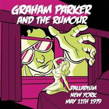GRAHAM PARKER & THE RUMOUR – PALLADIUM NEW YORK MAY '79 2x Vinyl LP (NEW) RSD