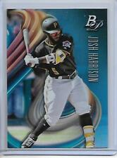 2018 Bowman Platinum Josh Harrison Sky Blue Parallel Card
