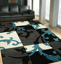 Acrylic Modern Machine Made Shag Rugs