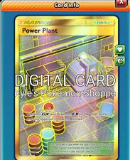 Power Plant SR SECRET RARE Pokemon TCG Online PTCGO FAST 269/236