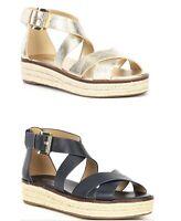 Women MK Michael Kors Darby Sandals Leather