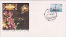 (K89-9) 1983 AU 27c Souvenir cover MOOMBA (I)