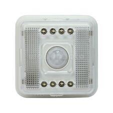 Detector de Movimiento Iluminación Bombilla Sensor Infrarrojo Auto PIR Luz LED
