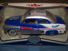Jackie Robinson Collectible Car 1/24 Scale 1949 Mercury Fleer