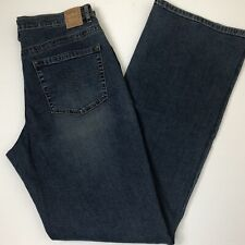 JAG Womens Size 16XL Foster Flare Indigo Mid Rise Boot Jeans NEW Denim