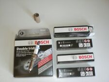 Set of 4 Bosch Double Iridium 9624 Car Truck Auto Spark Plugs YR8SII33U Various