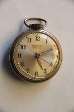 Antiguo reloj de bolsillo  WESTCLOX POCKET BEN