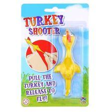 Flying Turkey Shooter Catapult Boys Girls Christmas Stocking Filler Xmas Toy