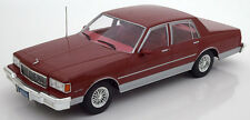 MCG 1991 Chevrolet Caprice Classic Sedan Dark Red in 1/18 Scale New Release!