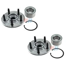 Pair Set of 2 Rear WJB Wheel Hub Repair Kits for Ford Explorer Lincoln Mercury