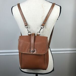 Dooney & Bourke Vintage  All Weather Leather Mini Backpack  Rare flaws purse