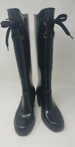 Marc Jacobs Rain Boots - Black Size 6