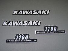Classic Emblème SET réservoir pages Couvercle ZR 1100 KAWASAKI Zéphyr sidecover 1100 DOHC