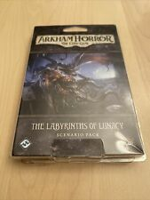 Arkham Horror LCG: The Labyrinths of Lunacy Scenario Pack - Expansion
