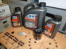 HARLEY DAVIDSON BEL RAY OIL SERVICE KIT FITS ALL TWIN CAM 1999 TO 2017   MODELS