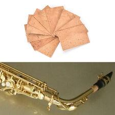 10Pcs Saxophone Corks Soprano/Tenor/Alto Neck Cork Saxophone Parts Acc ME