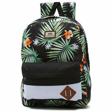 Mochila Vans Old Skool II Black Decay Palm Backpack NOVEDAD 2017
