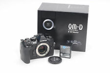 Olympus OM-D E-M1 Mark II 20.4MP Mirrorless MFT Digital Camera Body         #723