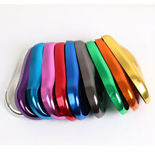 Stretchable Mirror Chrome Vinyl Wrap (Air/Bubble free) All Colours All Sizes