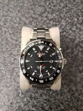 Seiko Analog Casual Watch Sportura Kinetic Black Mens SUN028P1