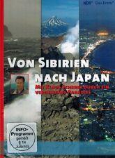 DVD - Von Sibirien nach Japan - Mit Klaus Scherer durch ein vergessenes Paradies