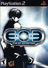 Eve of Extinction PS2 New Playstation 2